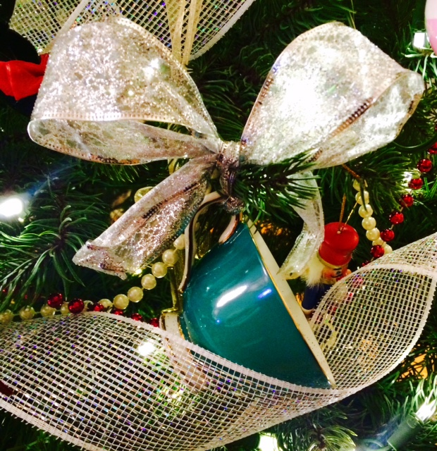 Teacup ornament