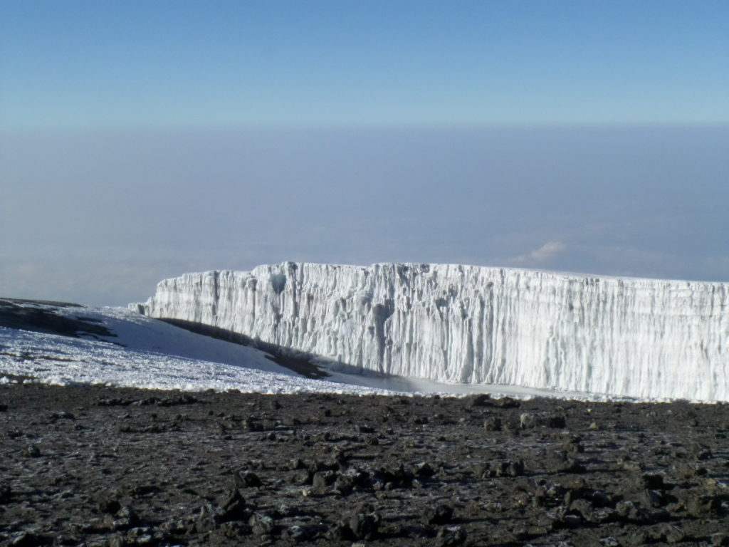 Being #LifeReady took us to the top of Mt. Kilimanjaro