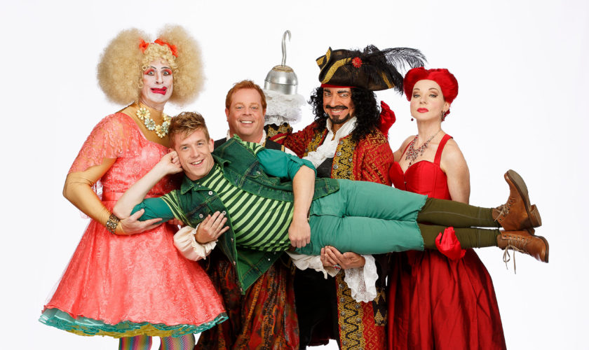 Petty-Prods-presents-PETER-PAN-with-Dan-Chameroy-Anthony-MacPherson-Eddie-Glen-Ross-Petty-Jessica-Holmes-by-Bruce-Zinger
