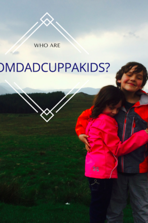Who are Mom Dad Cuppa Kids