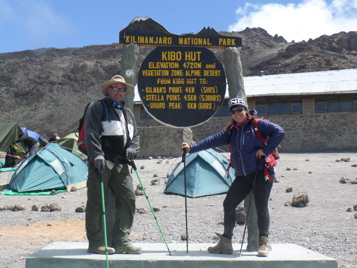 Climbing Kili was something I thought impossible. Until we did it.