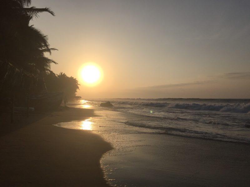Mancora Peru beach