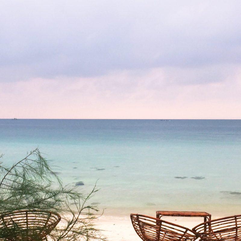 Nice Beach Koh Song